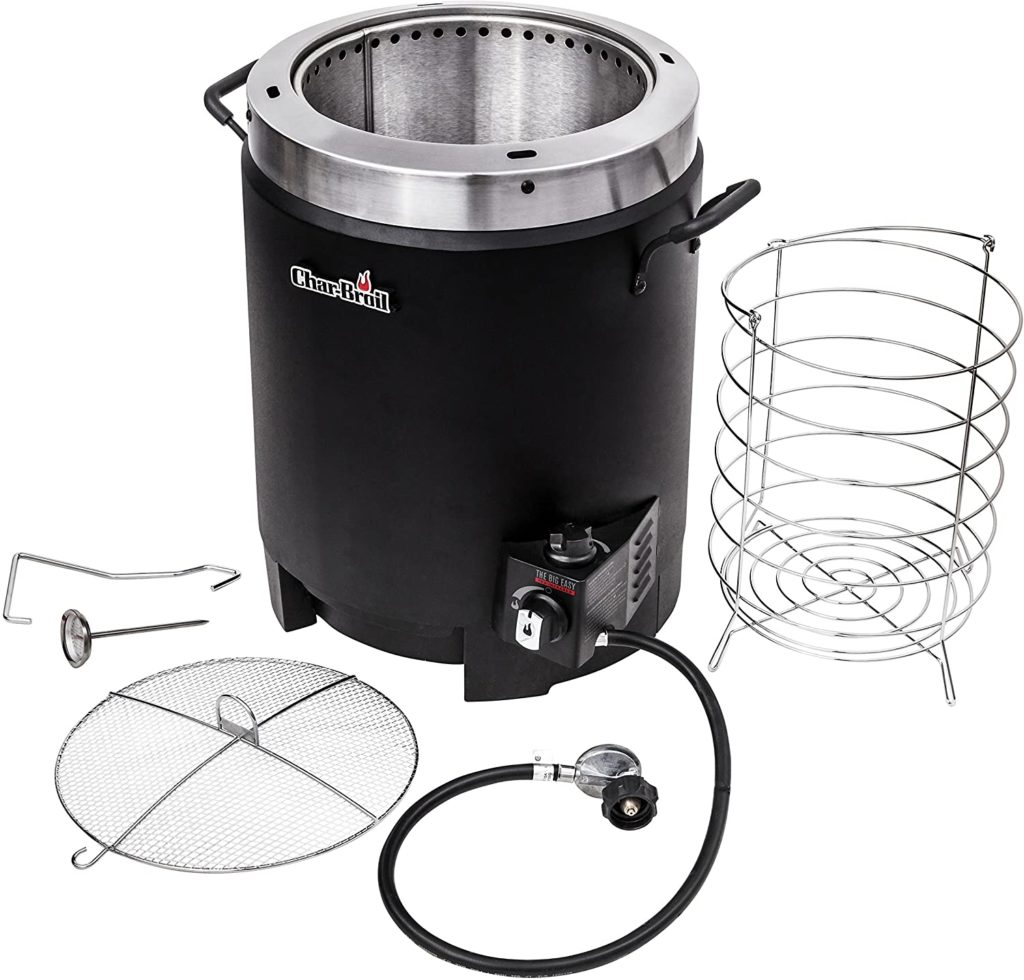 Char Broil Big Easy Oil less Liquid Propane Turkey Fryer 1